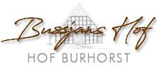 Bussjans Hof – Hof Burhorst